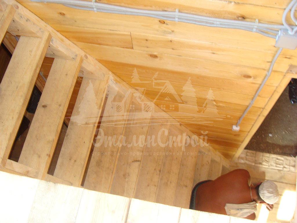 Дом из бруса 125 м2