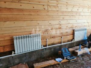 Отопление в частный дом под ключ в Чите и крае от ЭталонСтрой 15
