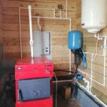 Отопление в частный дом под ключ в Чите и крае от ЭталонСтрой 16