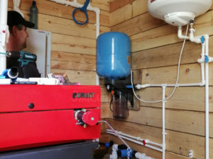 Отопление в частный дом под ключ в Чите и крае от ЭталонСтрой 18