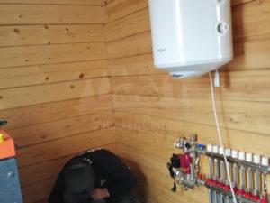 Отопление в частный дом под ключ в Чите и крае от ЭталонСтрой 2