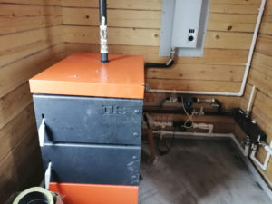 Отопление в частный дом под ключ в Чите и крае от ЭталонСтрой 5