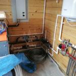 Отопление в частный дом под ключ в Чите и крае от ЭталонСтрой 7