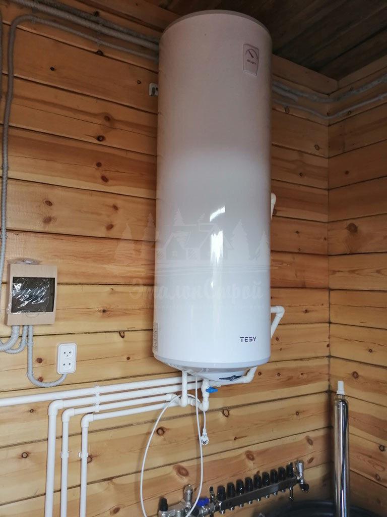 Монтаж систем водоснабжения в частный дом под ключ ЭталонсСтрой 1