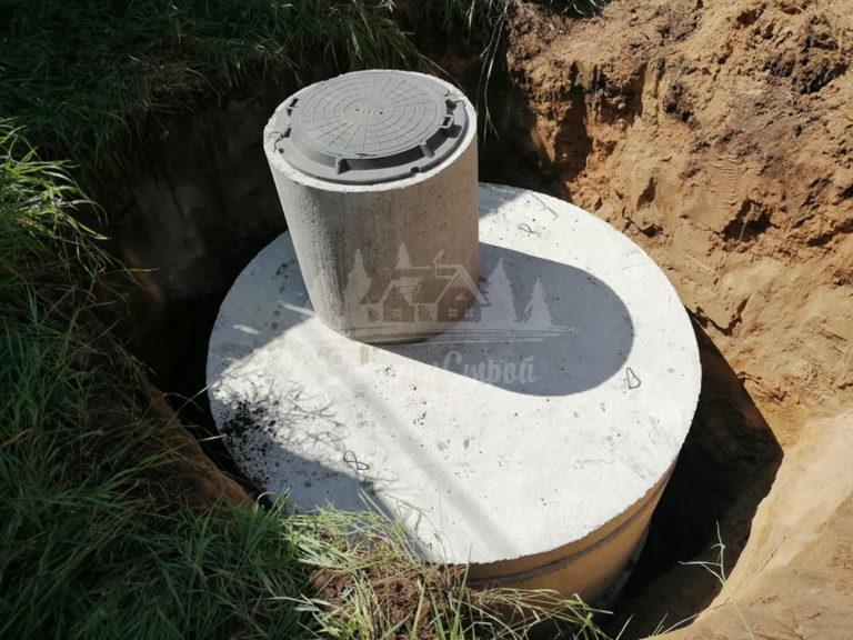 Монтаж системы канализации в частный дом под ключ ЭталонсСтрой 10