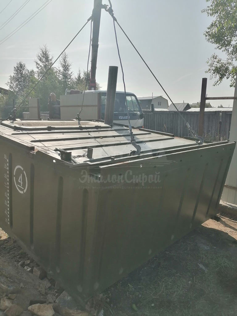 Монтаж системы канализации в частный дом под ключ ЭталонсСтрой 23
