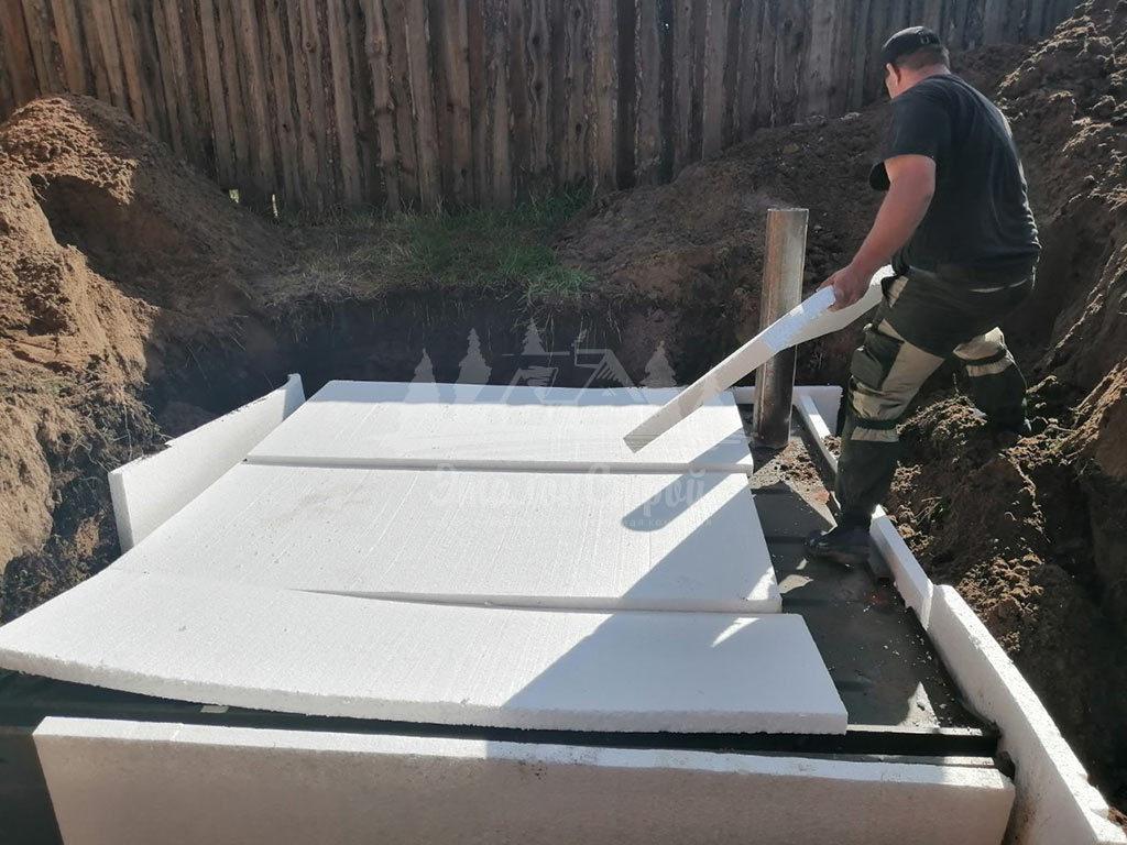 Монтаж системы канализации в частный дом под ключ ЭталонсСтрой 26