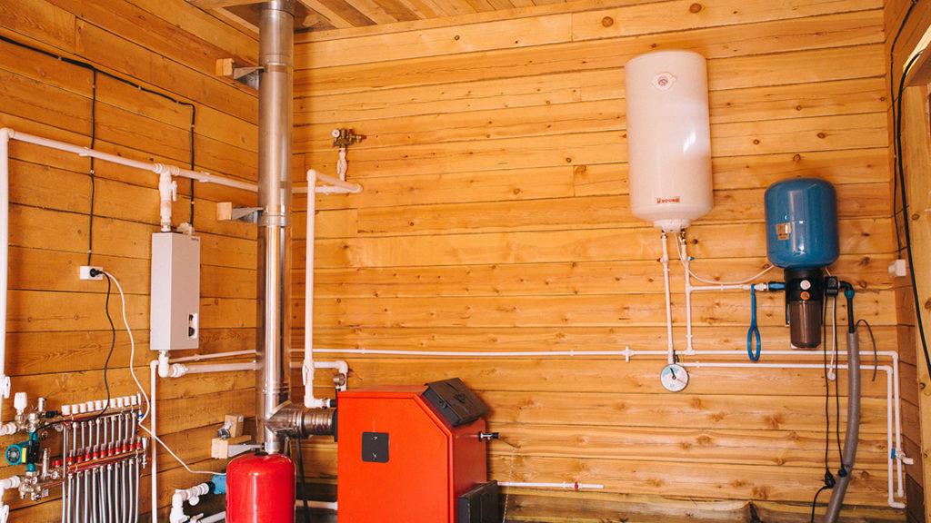 Водоснабжение в частный дом под ключ в Чите и крае от ЭталонСтрой