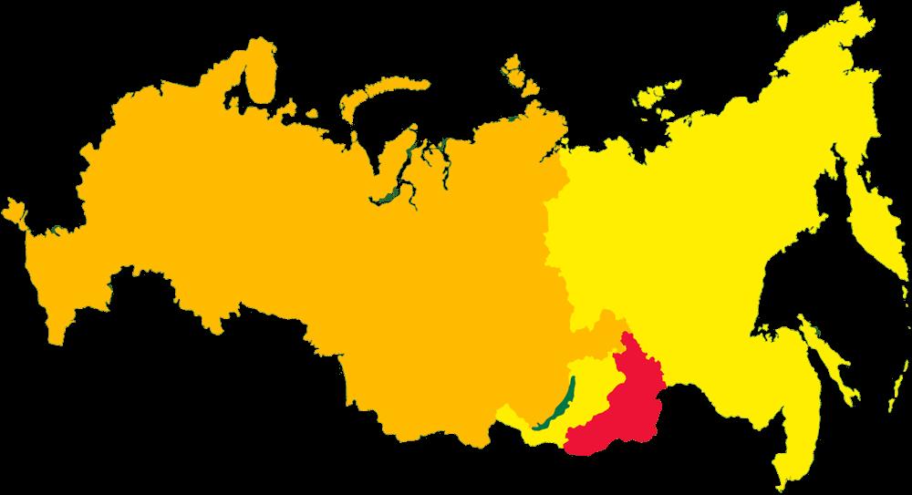Карта дальневосточного гектара ЭталонСтрой