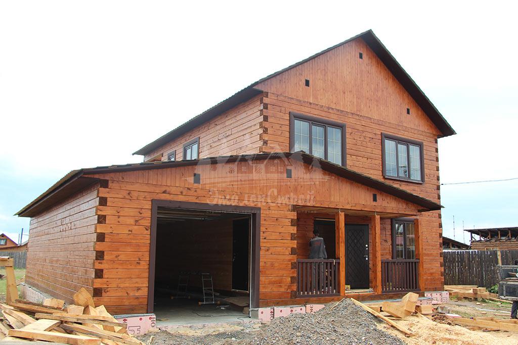 Теплый и уютный дом