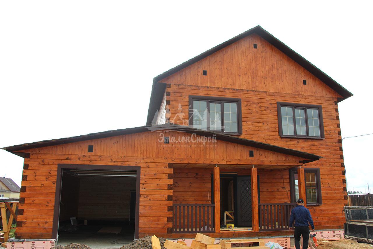 Дом мечта семьи Ивановых
