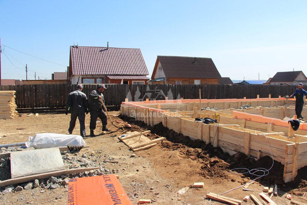 Готовы принять бетон